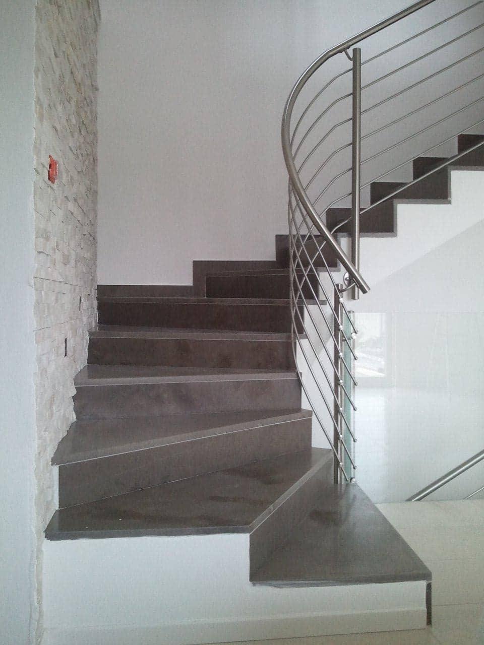 Marmo pietra medea grigio tao marmo - Scale esterne in marmo ...