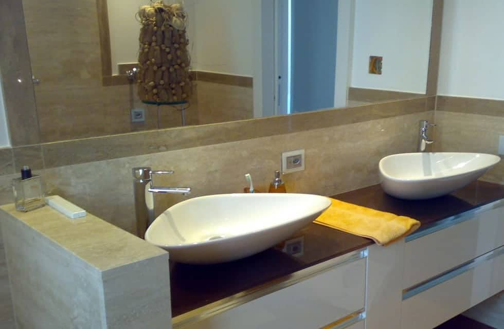 Rivestimento Pareti Bagno In Marmo Pictures to pin on ...