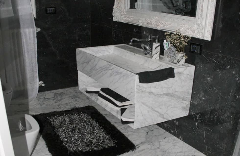 Rivestimenti bagno veneta marmi - Bagno imperiale ...