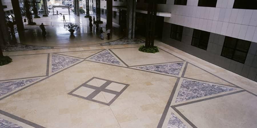 Tipi di marmo per pavimenti finest in graniglia di marmo - Tipi di piastrelle ...