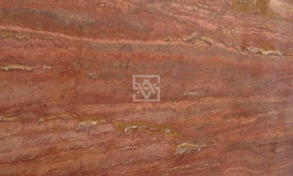Marmo Travertino Rosso